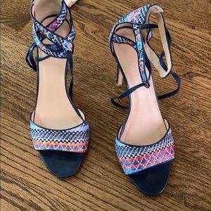 Jcrew size 10 heels